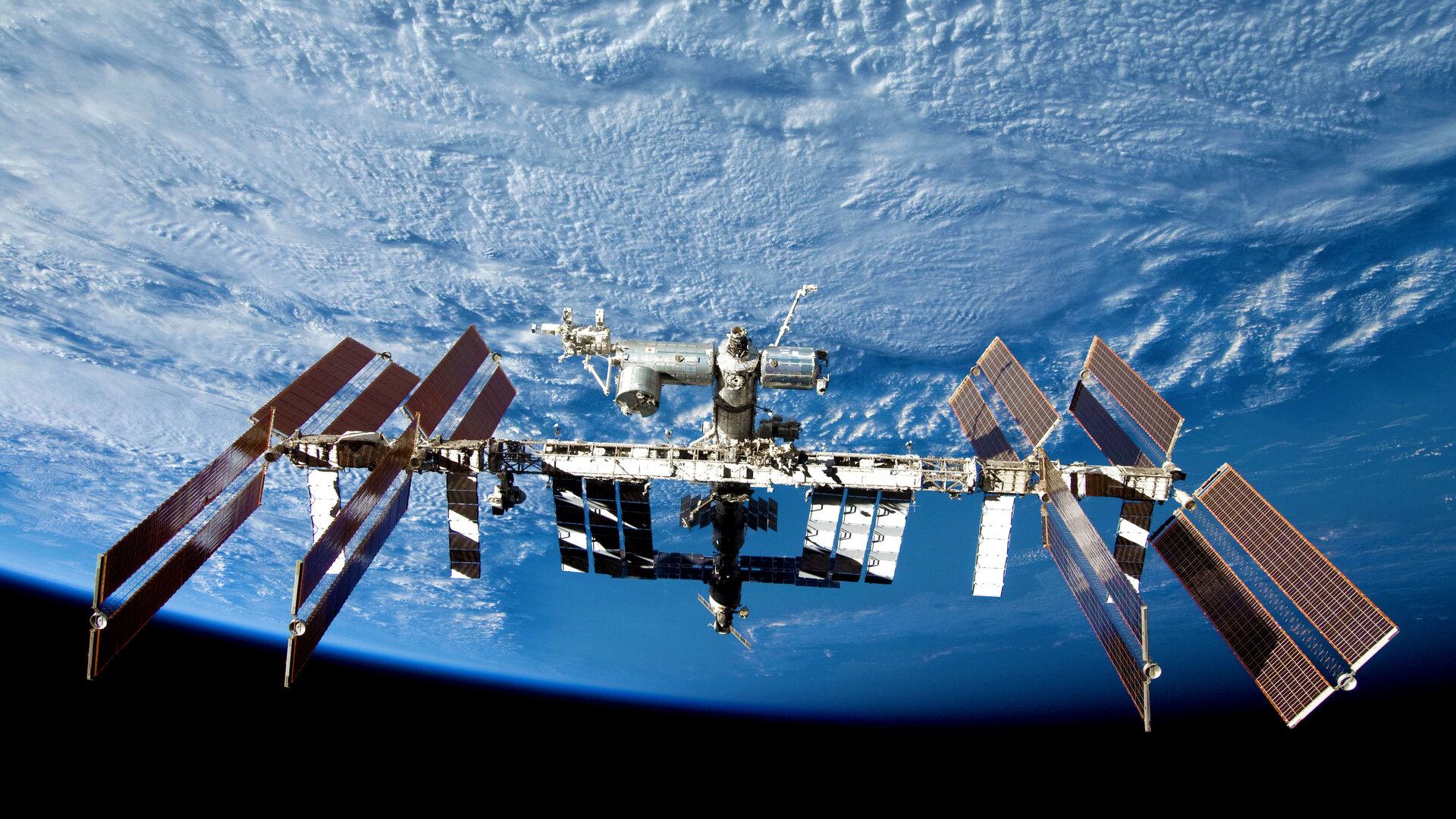 Cultivo de plantas en la ISS