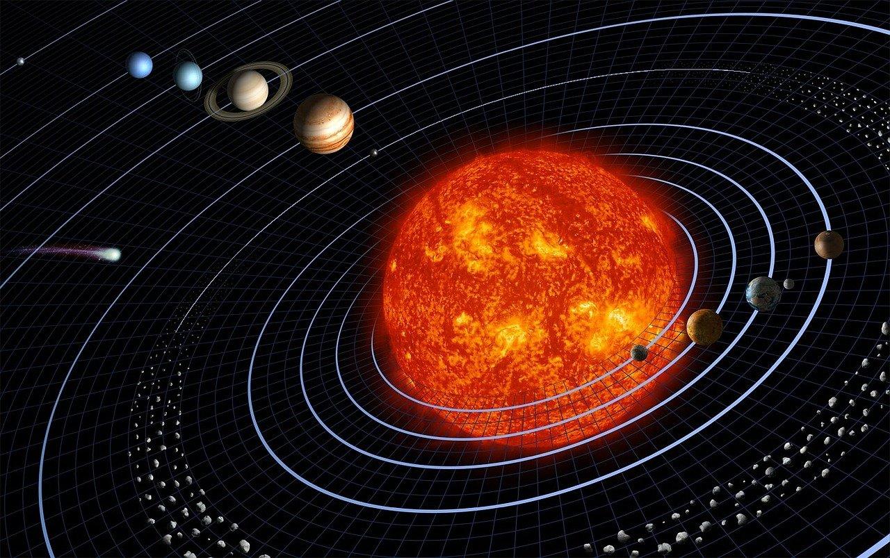 Formación del sistema solar u organismos extremos