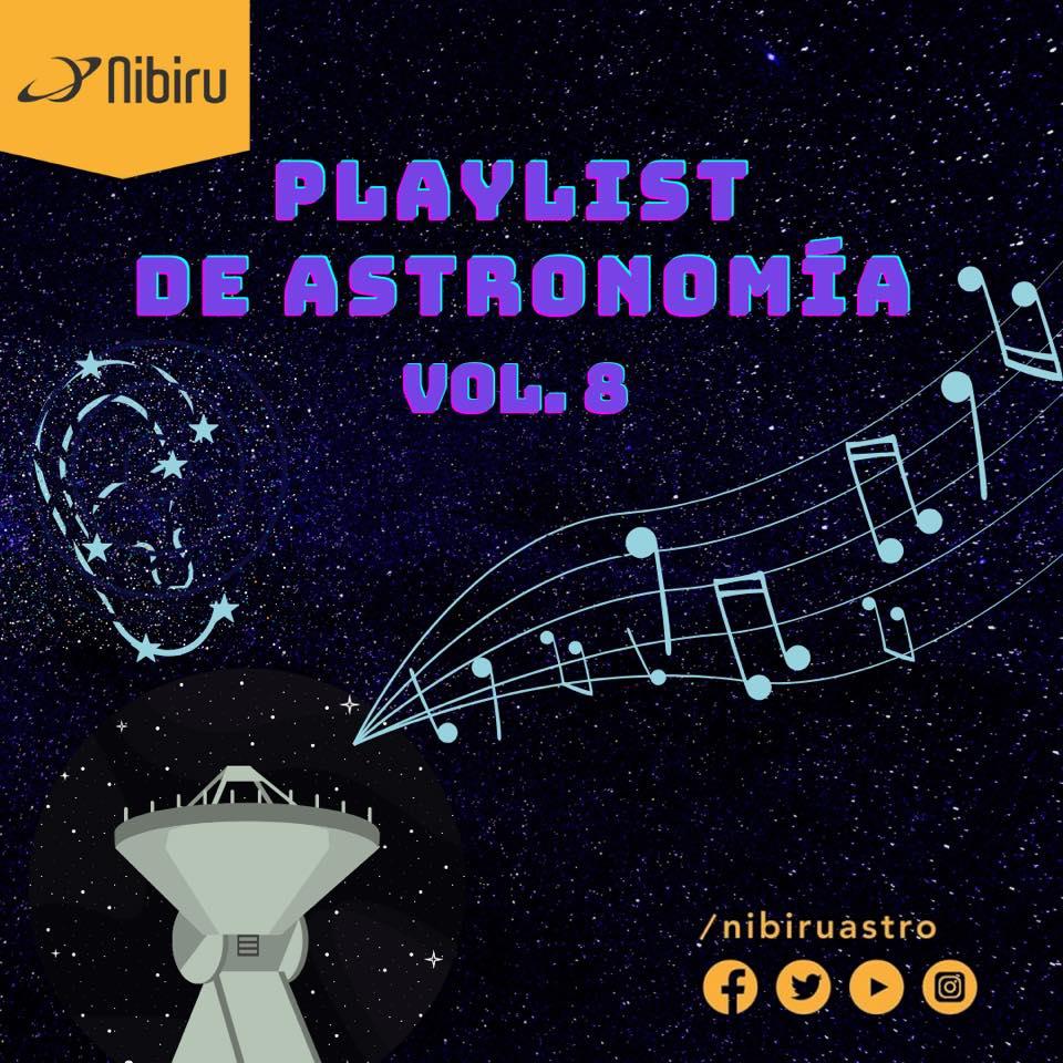 Playlist de astronomía #8