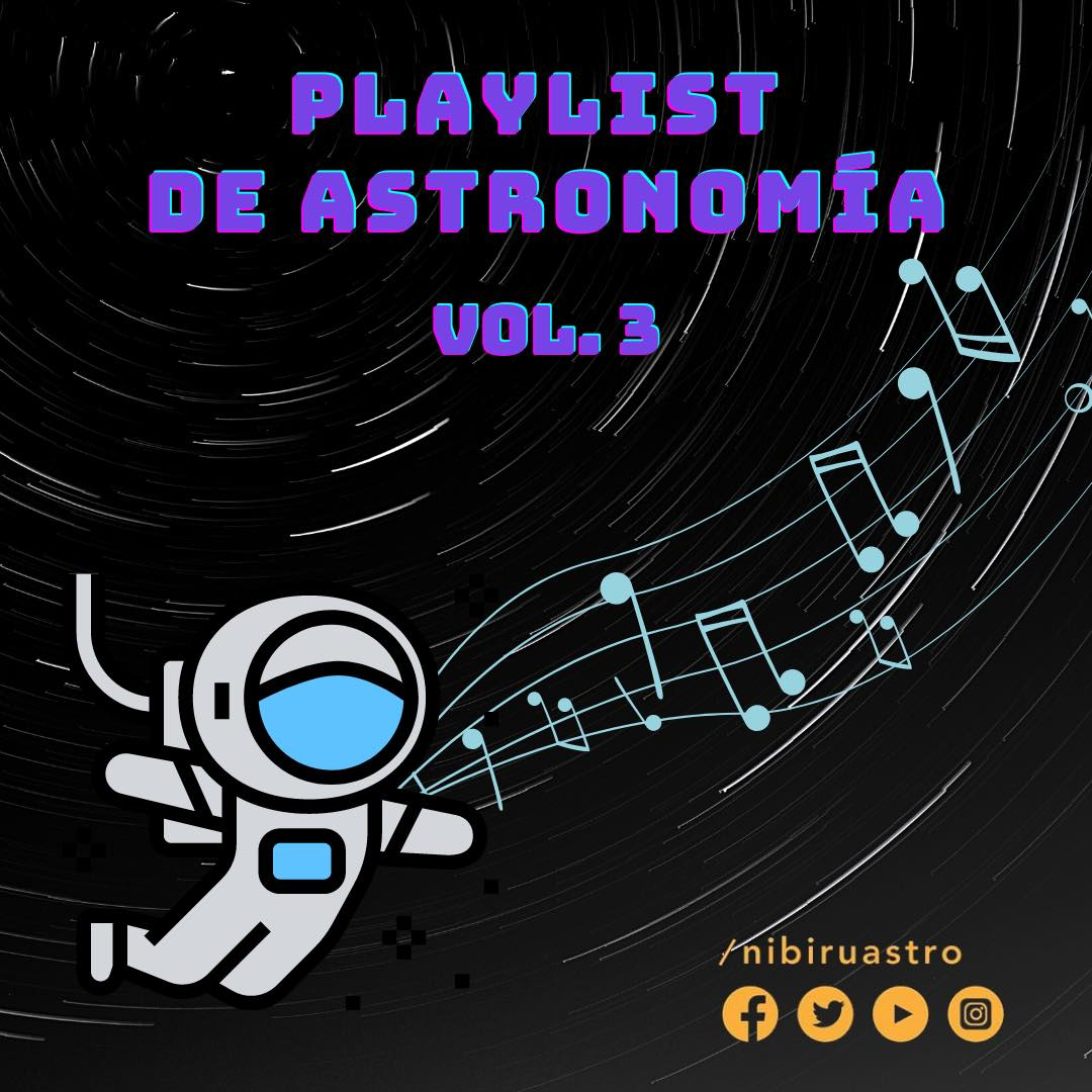 Playlist de astronomía #3