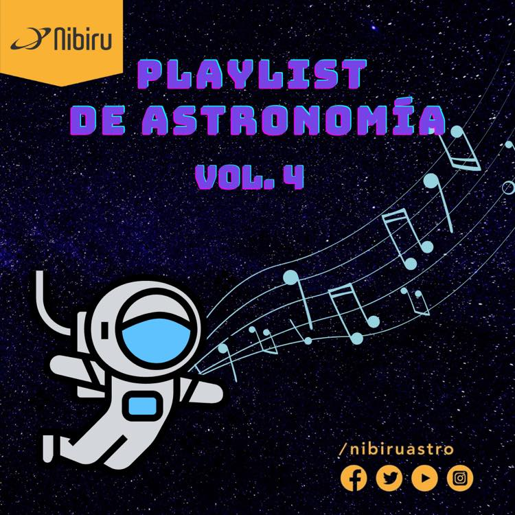 Playlist de astronomía #4